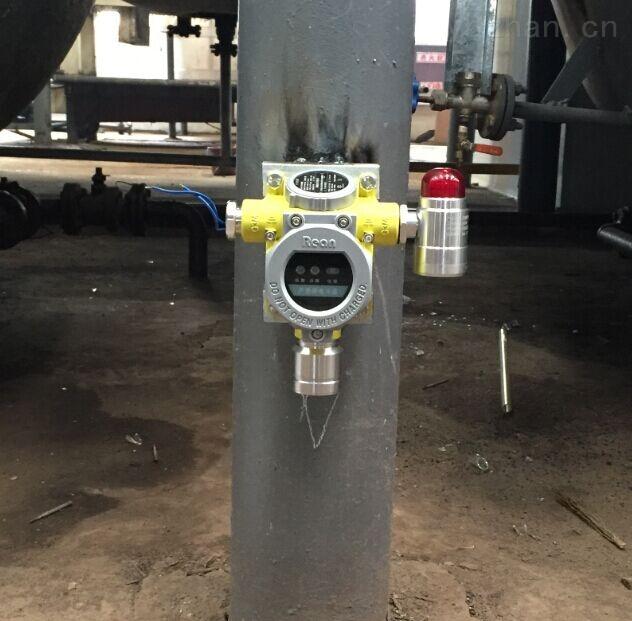 陕西冶金车间二甲胺气体报警器-西安化肥车间乙酸气体探测器