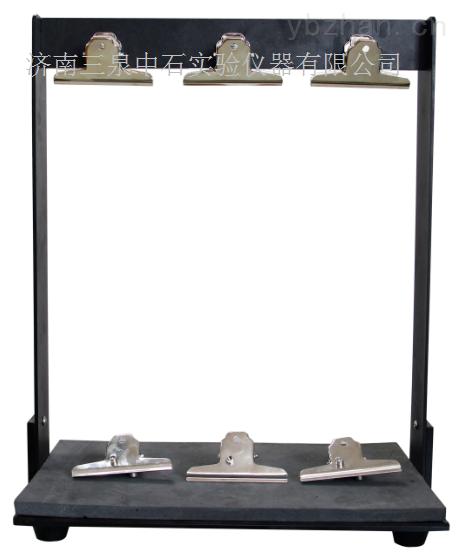 卫生巾背胶粘合强度测试装置 GB/T8939-2008
