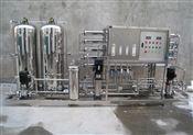 2吨每小时双级反渗透纯水设备