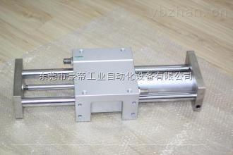MGQM20-20-C73薄型带导杆气缸SMC气缸滑动轴承型导杆气缸SMC