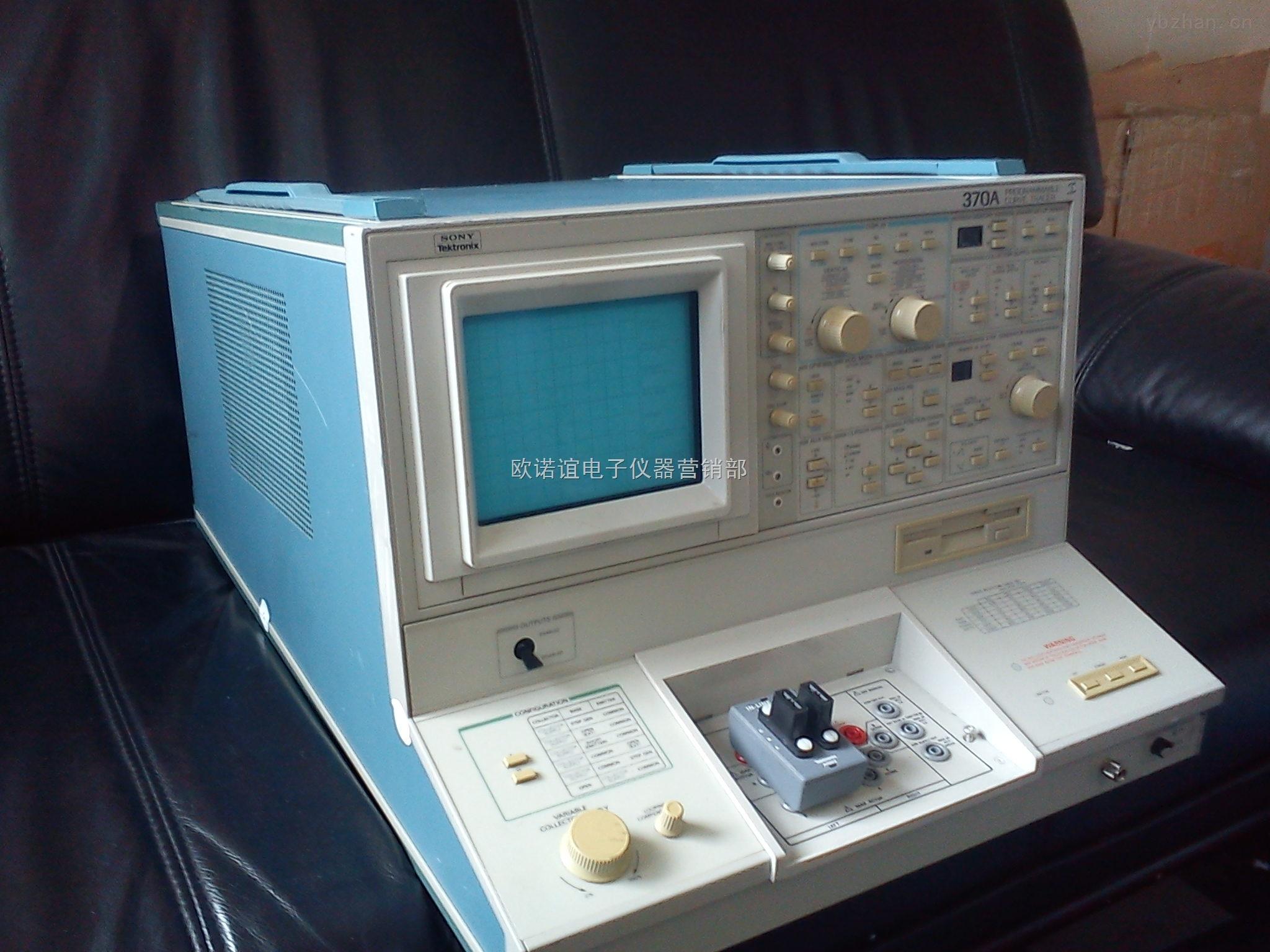 现货/甩卖!tek370a tek370晶体管测试仪