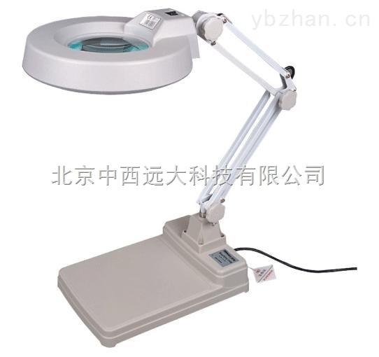 库号:M180683-台式放大镜 型号:SYR7-MC006-YR500C