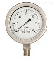 不锈钢压力表应用