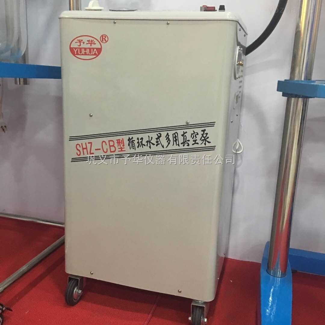 SHZ-CB-大型真空泵,高校實驗室設備,抽真空需要的儀器