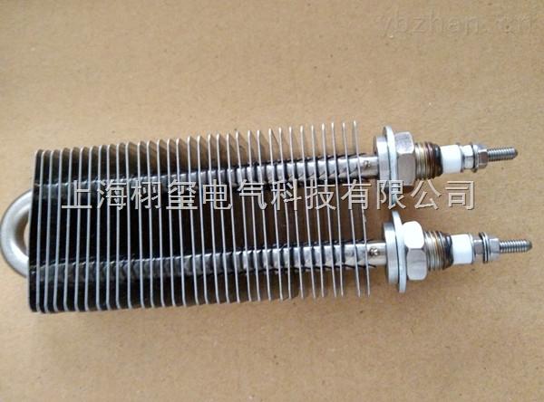 电加热器 干烧式翅片电加热管  产品报价: 面议 公司名称: 上海栩玺