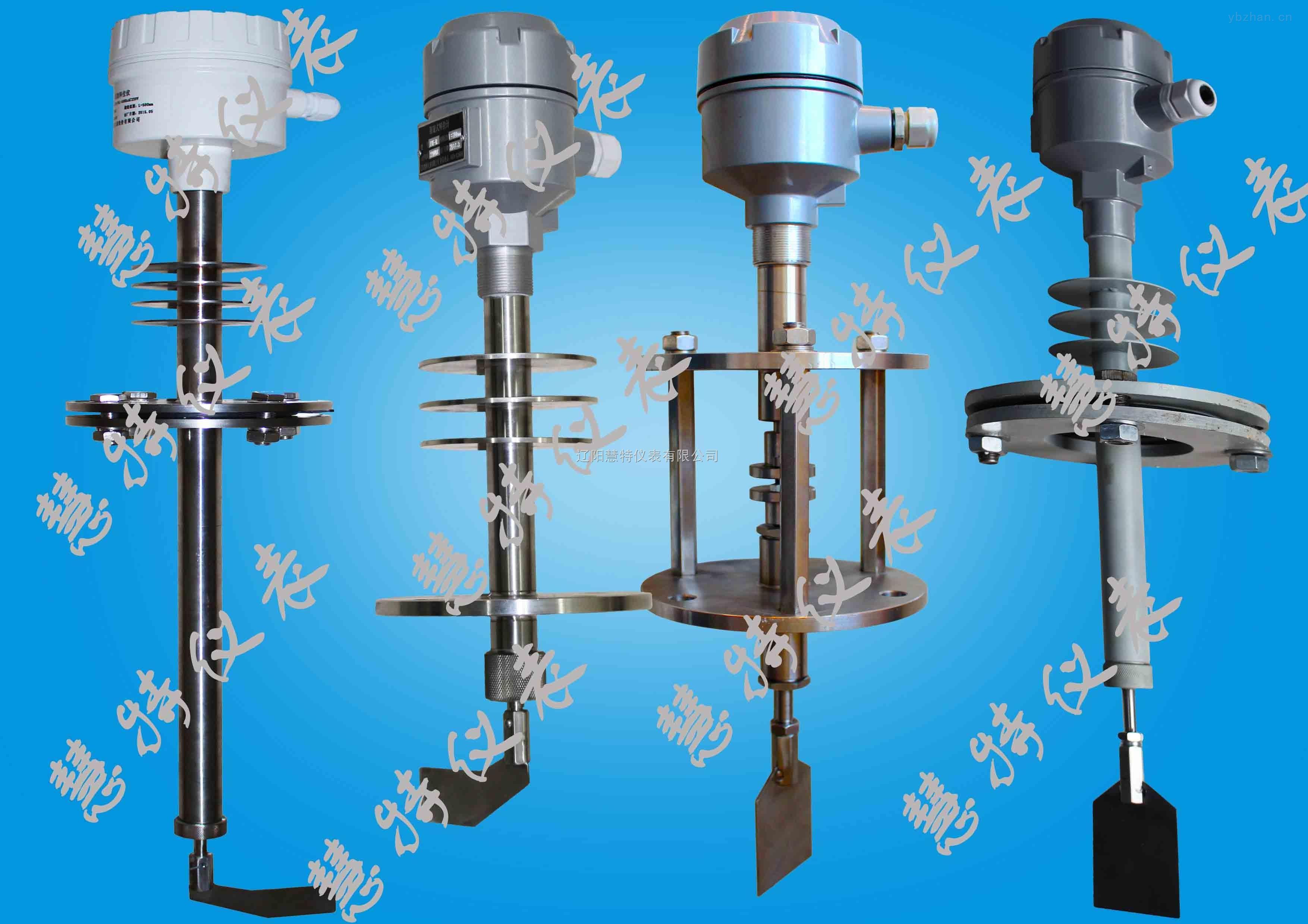 超高温阻旋式料位控制器