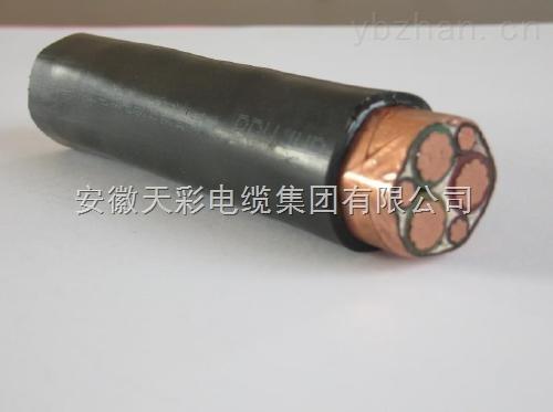 铜芯聚氯乙烯绝缘护套金属屏蔽(铠装)电力电缆