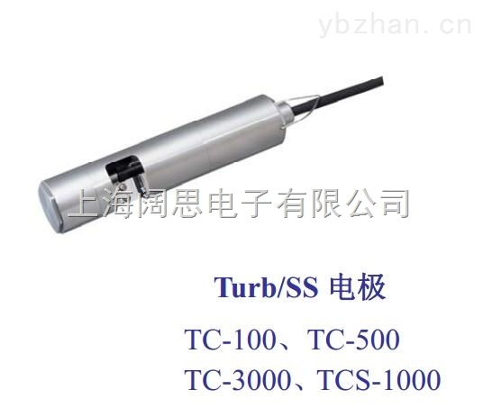 台湾上泰在线浊度仪/悬浮固体电极