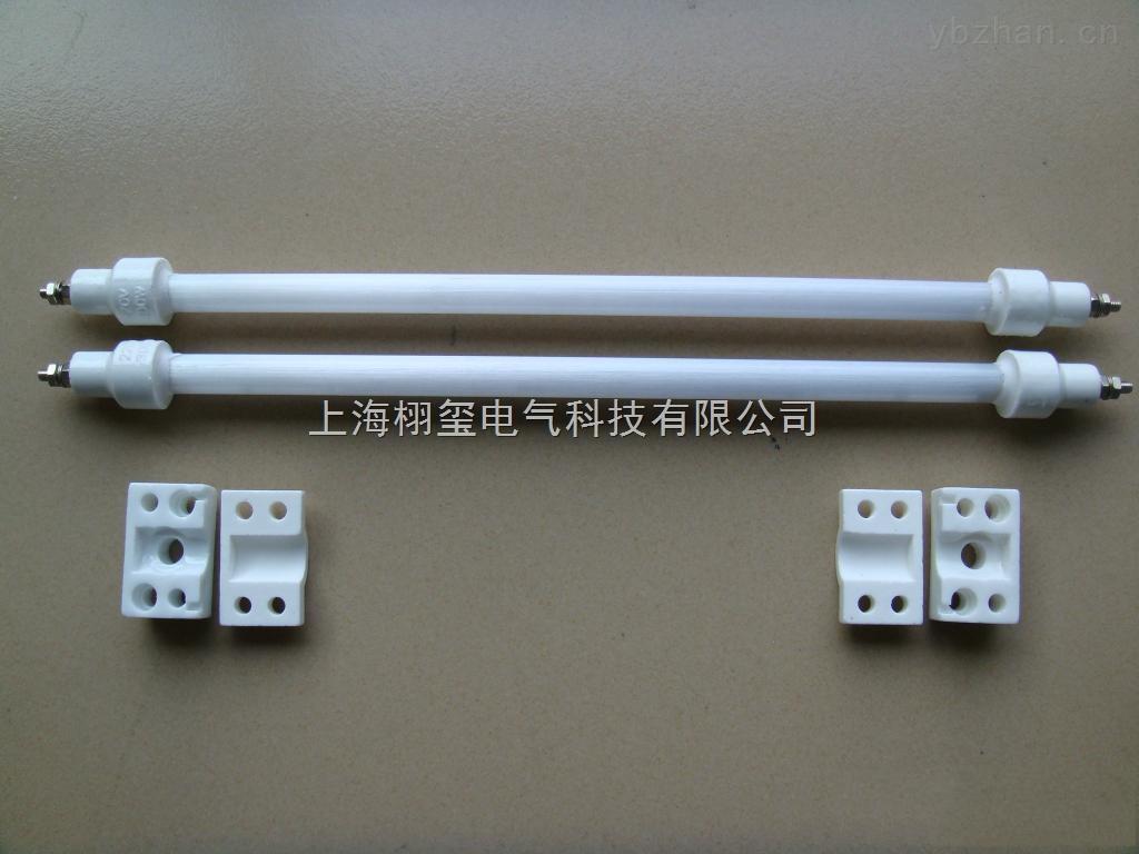 石英电加热管栩玺制造,石英电加热管是采用了经特殊工艺加工的乳白石英玻璃管、配用电阻合材料作为发热子,由于乳白石英玻璃可以吸收来自电热丝辐射的几乎全部的可见光和近红外光、且能使之转化为远红外辐射。 2.产品特点: 石英电加热管栩玺制造,石英电加热管不用涂料,辐射率稳定、高温不变形、无有害辐射、无环境污染、耐高温、抗蚀能力极高,化学稳定性好、热惯性小、热响应速度快、热转换效率高。 3.