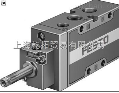 德国FESTO电磁阀 费斯托电磁阀安装模式