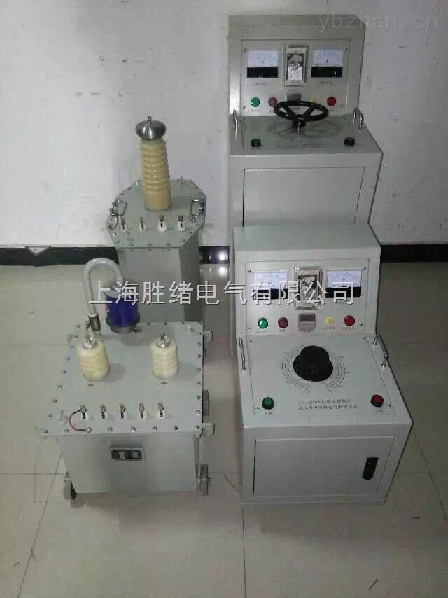 > 串级式试验变压器   简要描述: 试验前,检查各部位的接线是否接触
