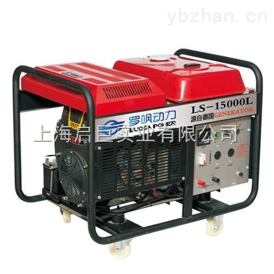 罗飒12KW汽油发电机