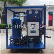 PLC控制系统真空滤油机