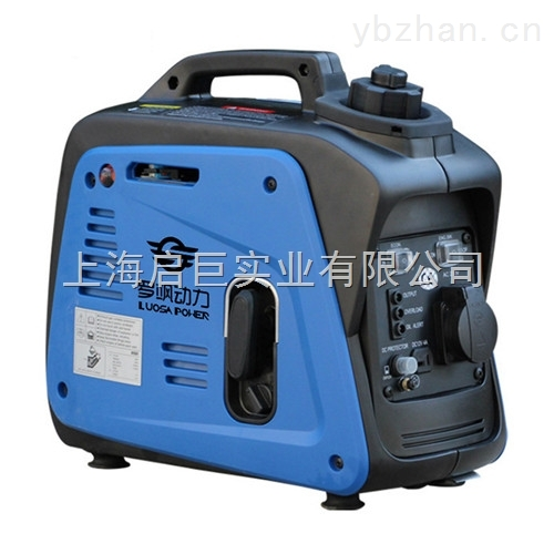 罗飒1KW数码变频发电机
