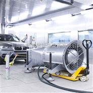 实时监控系统整车排放试验仓