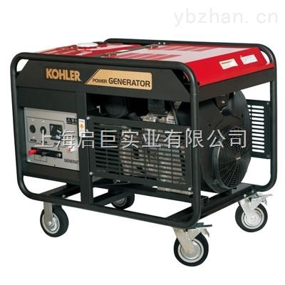 科勒进口动力15KW汽油发电机组