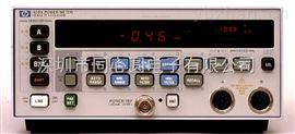 惠普微波功率计HP438A销售维修回收
