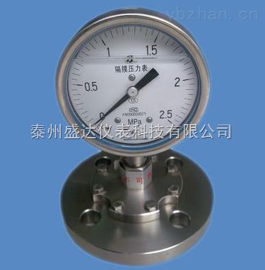 带远传不锈刚 压力表YTT-150 质量保证