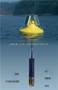天健创新水环境监测预警站