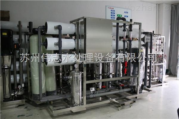 全自動-南京納米噴涂超純水設備