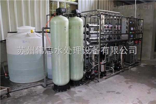全自動-無錫超純水設備