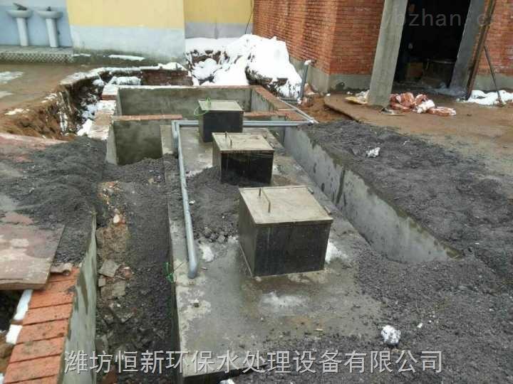 贵港生化地埋式污水处理设备