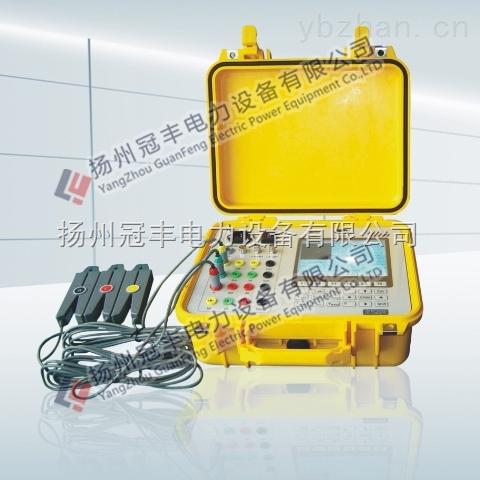 三相电能表现场校验仪效验器电参量测试电压电流功率因数频率