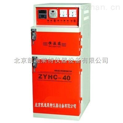 凯迪仪器供应ZYHC-40自控型远红外电焊条烘干箱带储藏
