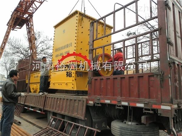 柳州方箱式重锤破碎机高质不高价石料线厂家