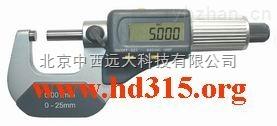 GL23/CLH12-211-数显千分尺/数显外径千分尺(国产)(0-25mm)