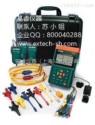 EXTECH PQ3350-1 功率谐波分析仪,三相电能质量和谐波分析仪