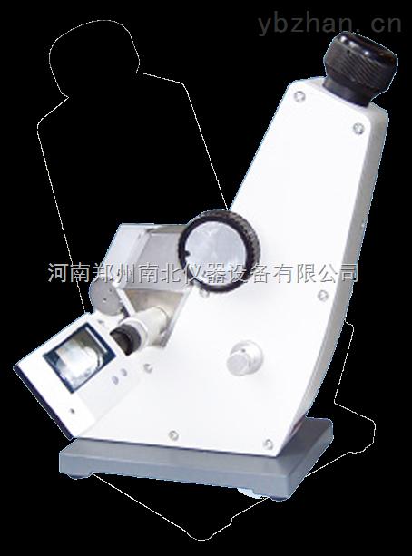 阿貝折射儀使用步驟,阿貝折射儀標準塊