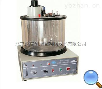 测定器 粘度测定器 石油产品运动粘度测定器