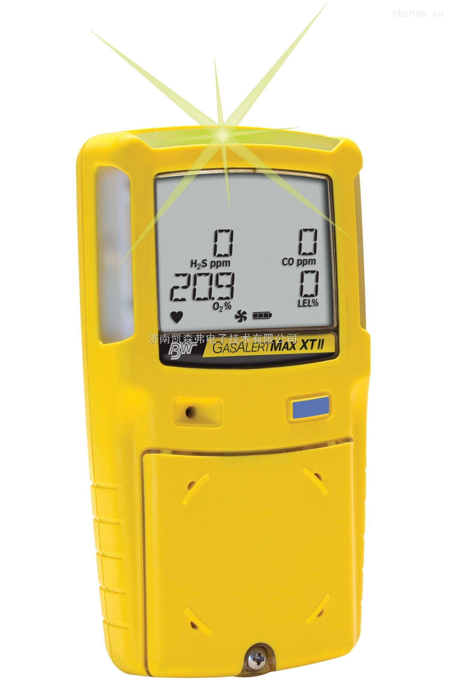 BW GasAlertMax XT 一体化泵吸式复合气体检测仪