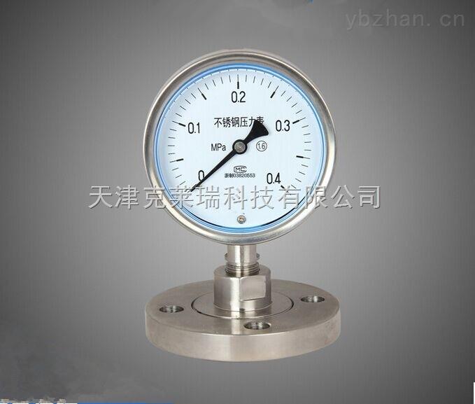 新疆不銹鋼壓力表,耐震壓力表