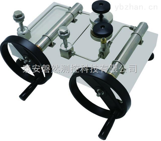 PR9144C手动高压油压泵 台式压力泵