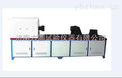 汽车扭杆弹簧扭转试验机_卧式弹簧200NM扭转机成品在线检测