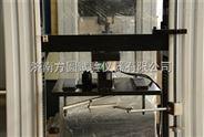 終于見證了5噸電子拉力試驗機做試驗的過程