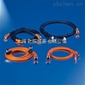 IFM连接电缆插座 德易福门5米电缆EVT001