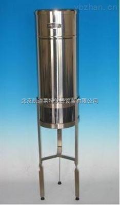 SM1-1型不锈钢雨量筒