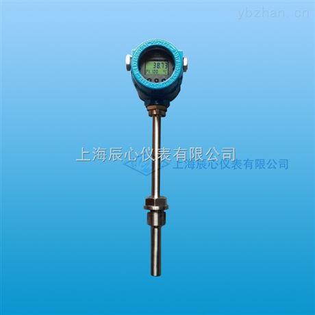 帶遠傳液晶顯示一體化溫度變送器