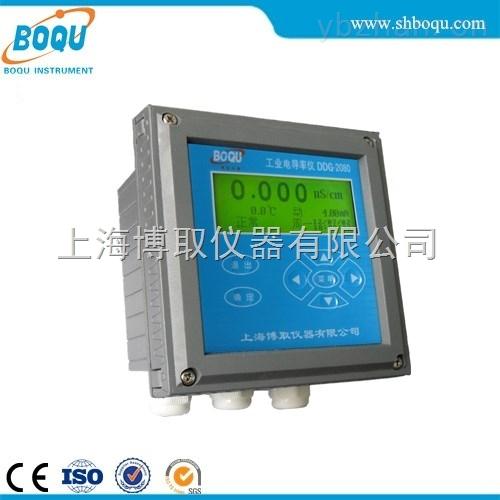 CPI清洗管道快装式电导率仪|耐高温150度的卡箍电导