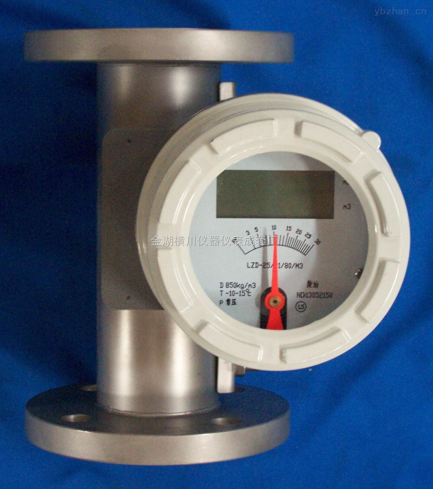HC50-智能金属管浮子流量计
