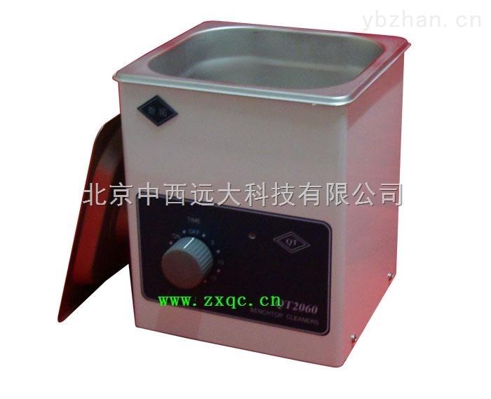 TR01-QT2060A-小型 超声波清洗机(2L 100W) 型号:TR01-QT2060A库号:M355409