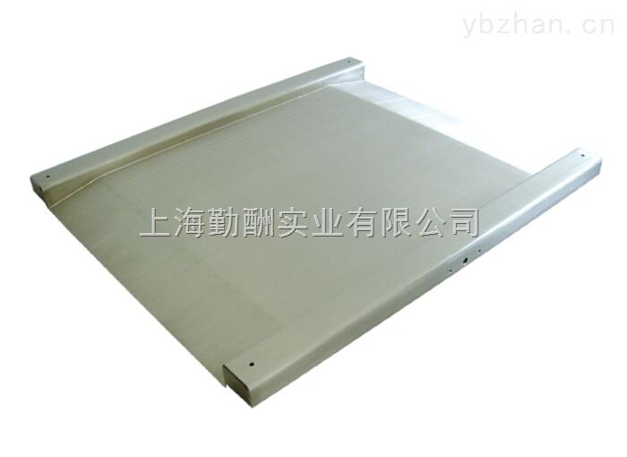 上海防爆地上衡,勤酬20T電子磅秤價格,地磅秤報價