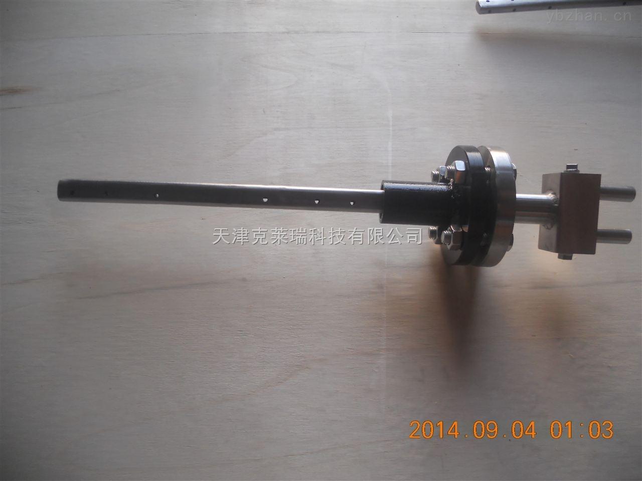 天津插入式不锈钢均速管流量计