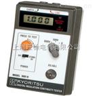 日本共立MODEL 3001B绝缘电阻测试仪
