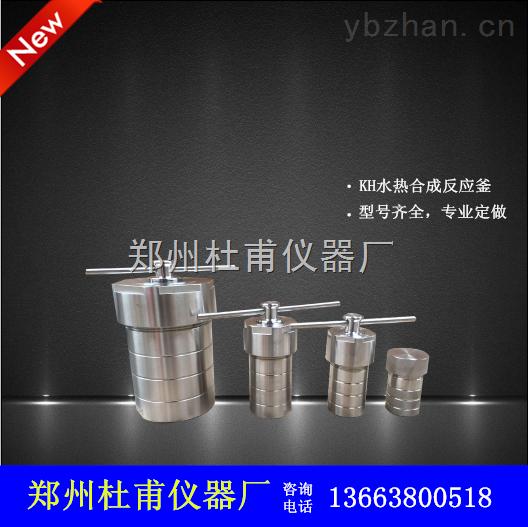 各种型号水热合成反应釜'高温高压水热合成反应釜'高压消解罐