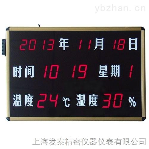 温湿度显示屏(年月日)