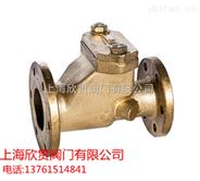 CB3475 A型青铜直通防浪阀